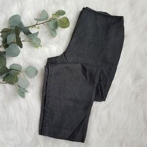 ANN TAYLOR Petites 2P Cropped Silk Pants